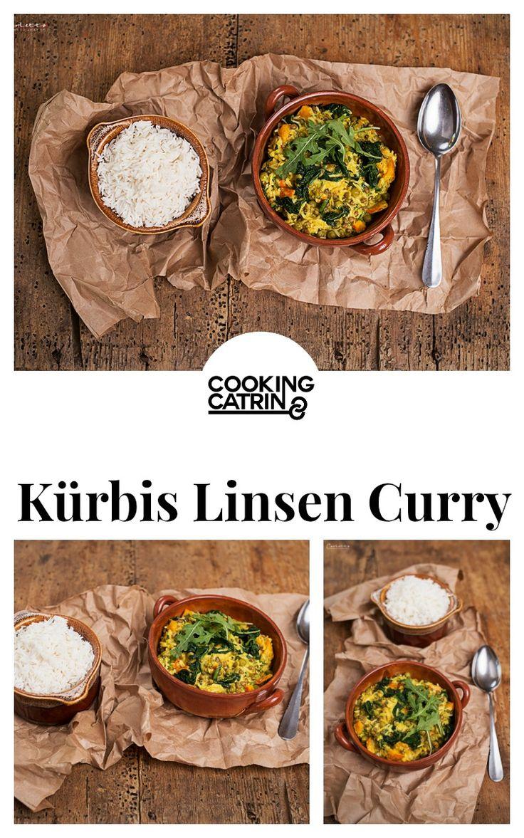 Curry, Linsen Curry, Kürbis Curry, Uncle Ben's®, Uncle Bens Reis, reis curry, rice, curr y recipe, Curry Rezept, lentils curry, pumpkin curry, vegetarian, veggie, veggie curry, autumn curry, autumn recipe...http://www.cookingcatrin.at/kuerbis-linsen-curry/