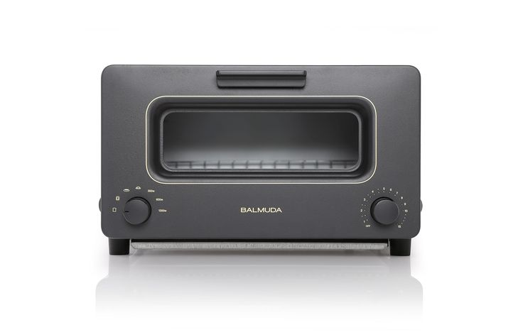 The Toaster is a minimalist design created by Japan-based designer Balmuda. (4)