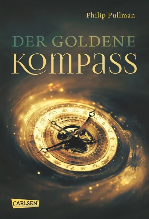 His Dark Materials, Band 1: Der Goldene Kompass - Philip Pullman - Hardcover | CARLSEN Verlag