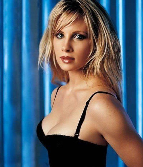 17 Best images about Monica Potter on Pinterest   Her hair, Maxim ...