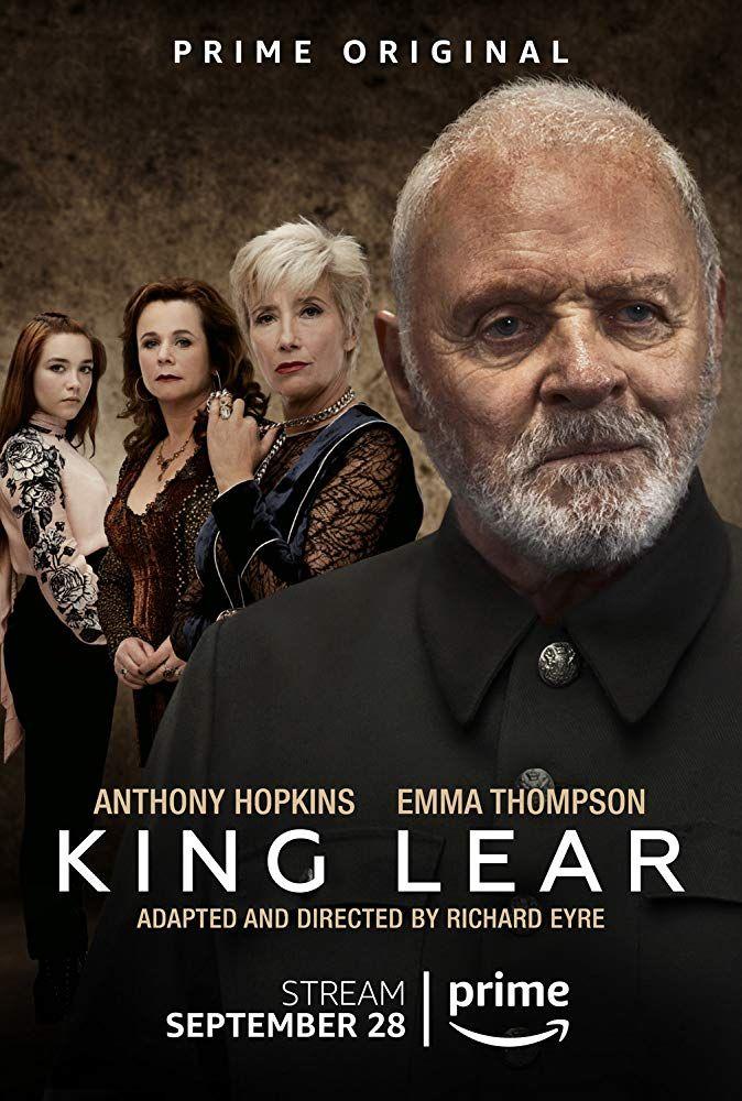 Anthony Hopkins Emma Thompson And Emily Watson In King Lear 2018 Anthony Hopkins King Lear Emma Thompson