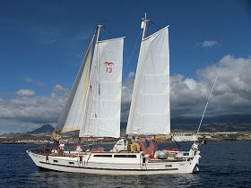 Wharram Catamarans For Sale, News, and Blogs: Touch Wood Wharram Tiki 38 Catamaran SOLD