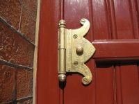 R�parer une porte qui grince