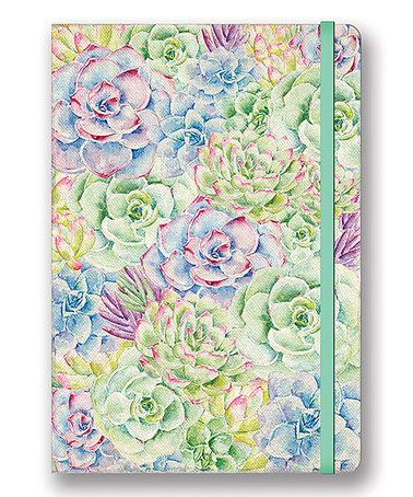Another great find on #zulily! Succulents Compact Deconstructed Journal #zulilyfinds