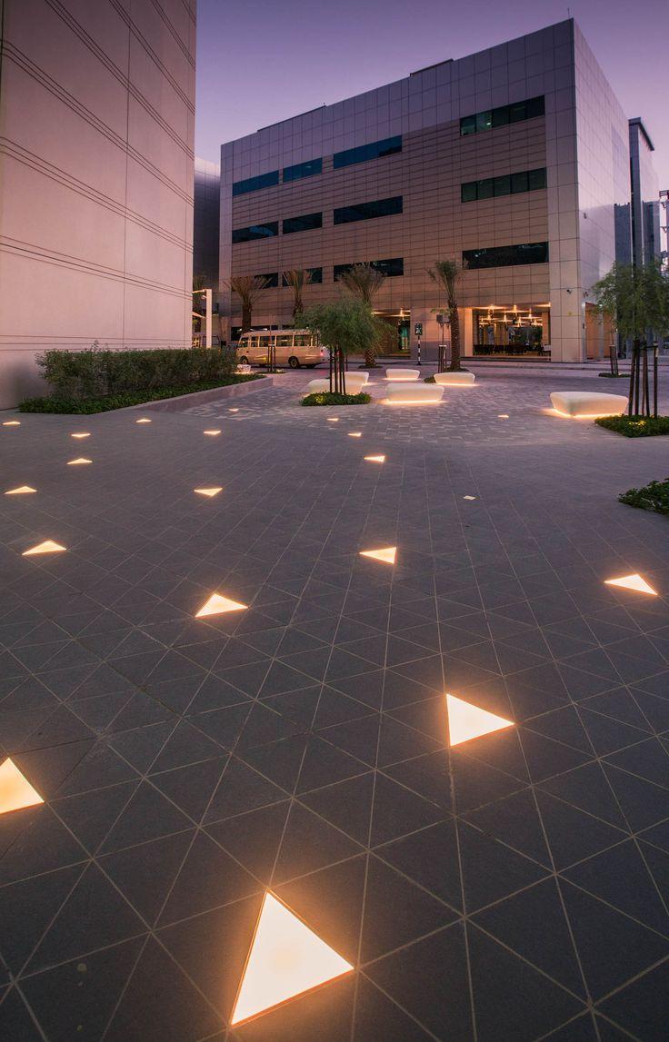 Khalifa University Extension  by UMAYA Lighting, RSP Architects &  Elite Design & Engineering Consultancy : illumni – The World Of Creative Lighting Design