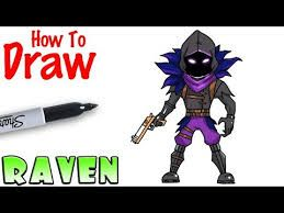 Résultats De Recherche D Images Pour Raven Fortnite Skin