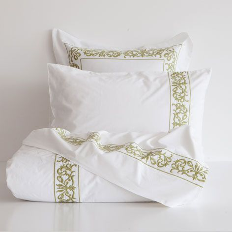EMBROIDERED EGYPTIAN COTTON BEDDING - Bedding - Bedroom | Zara Home United States