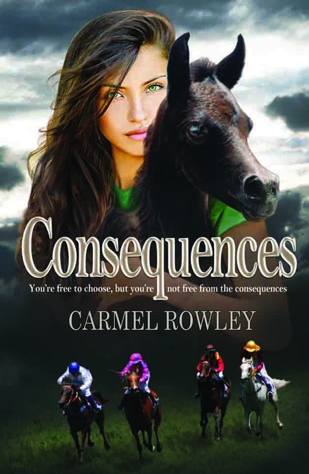 Consequences - murder mystery released December 2015. Buy Online