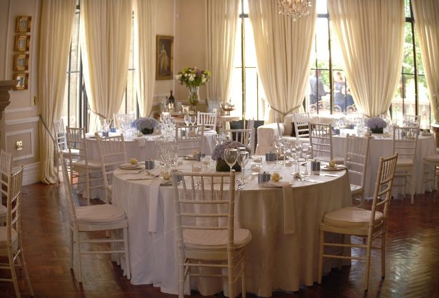 A very Gorgeous setting on 60 Cleveland Road Sandhurst Sandton, Johannesburg. It gives one that royal feeling.