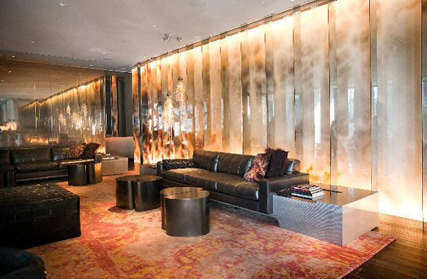 andaz west hollywood los angeles walls and such. Black Bedroom Furniture Sets. Home Design Ideas