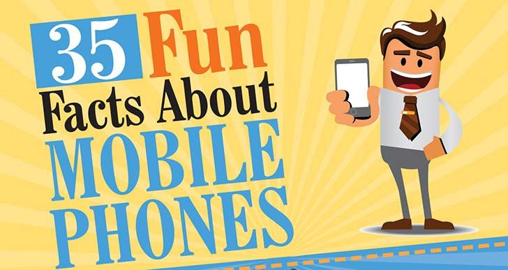 35 Fun Facts About Mobile Phones