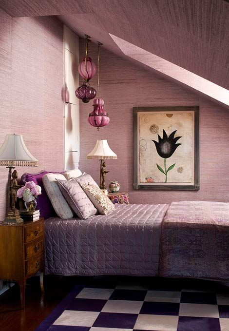 25 best images about purple stuff or my eventual room on - Lavender bedroom decorating ideas ...