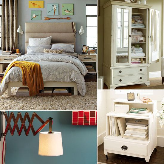 Cozy Not Cluttered Maximize Bedroom Space In 7 Simple Steps