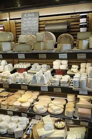 Heaven is a fromagerie