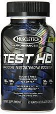 MuscleTech Test HD Hardcore Testosterone Booster 90 Rapid-Release Caplets in Health & Beauty, Vitamins & Dietary Supplements, Sports Supplements, Other Sports Supplements | eBay