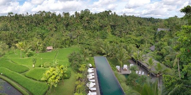 The Best of Ubud at Komaneka
