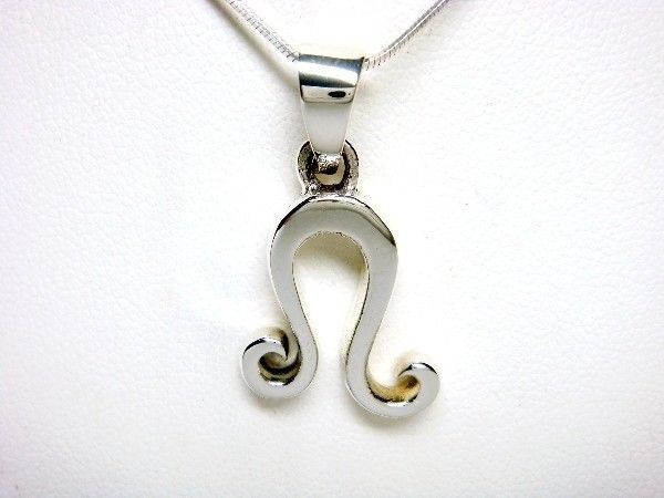 925 Sterling Silver Zodiac Astrology Horoscope Sign LEO Charm Pendant #ElegantJewel #Charm