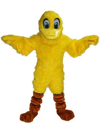Mascotte luxe eenden kostuum  Mascotte luxe eend. Een waanzinninge luxe mascotte pak van een gele eend. De mascotte eend heeft een ingebouwde circulatiesysteem en het hoofd zit los van het lichaam. Aan de armen van de eend zitten vleugels.  EUR 1195.00  Meer informatie