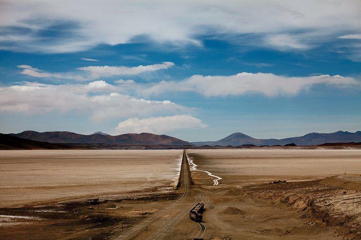 Photographs by Tomas Munita