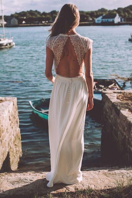 "Robe de mariée ""Marta"", Lorafolk"