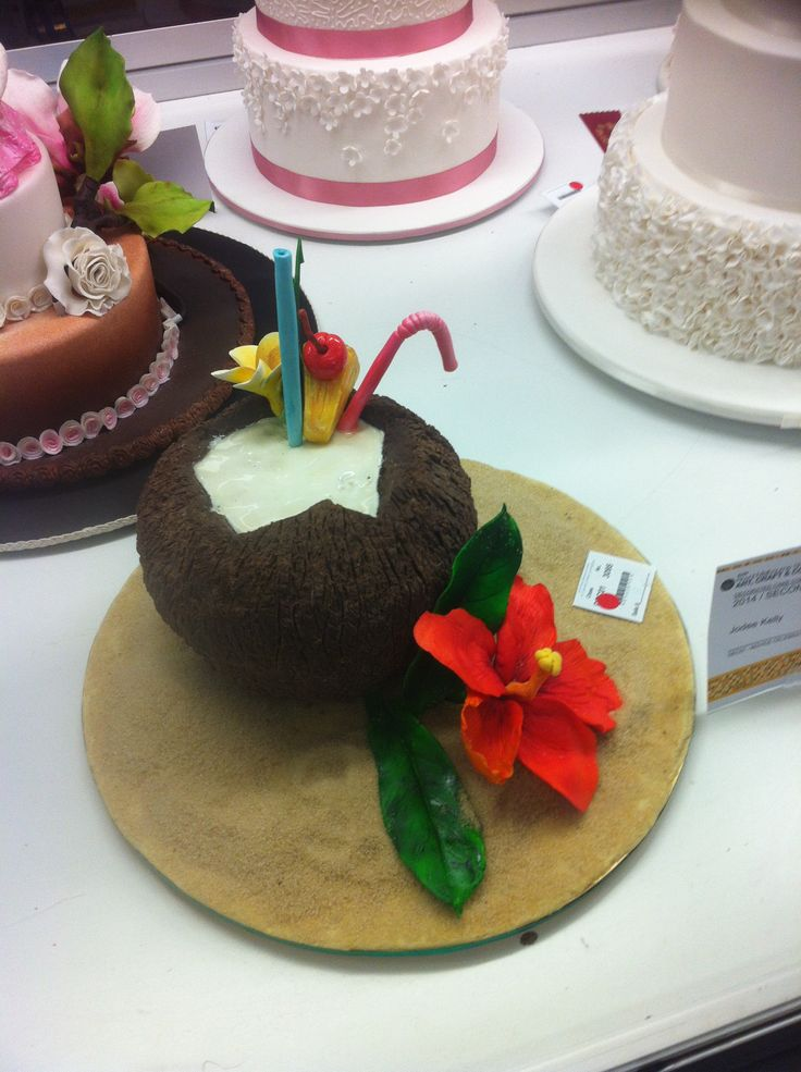 Themed Decorative Cake Royal Melbourne Show 2014