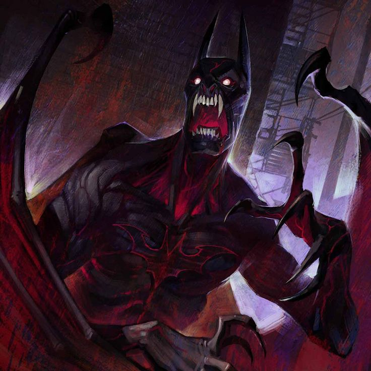 Nightmare Batman | Infinite Crisis