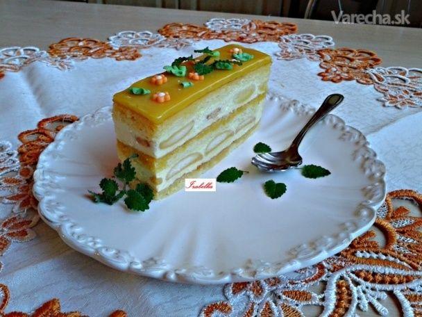 Sunquickové rezy podľa Izky (fotorecept) - Recept