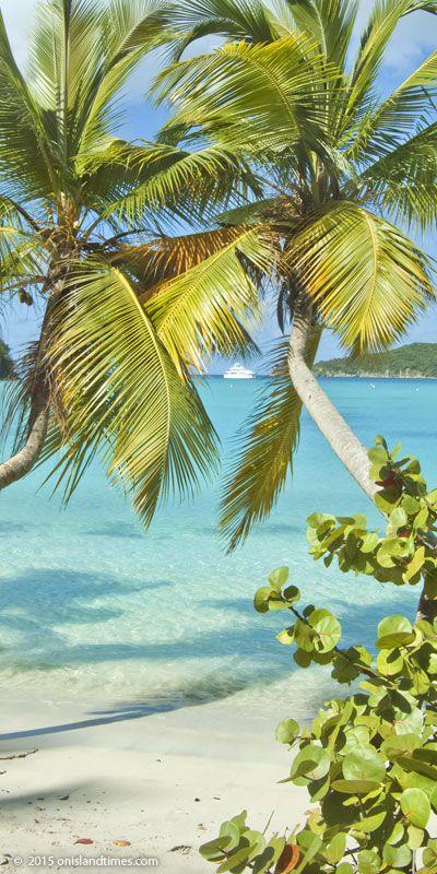Maho Bay Beach, Saint John, US Virgin Islands
