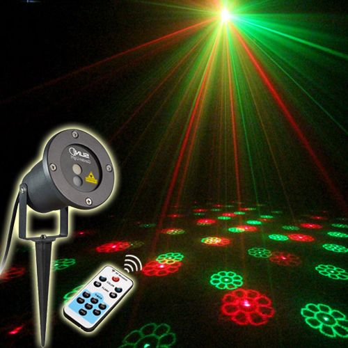 Outdoor christmas light projector 25 outdoor waterproof latest laser light outdoor christmas lights projector garden grass landscape decorative light with 12 mozeypictures Gallery