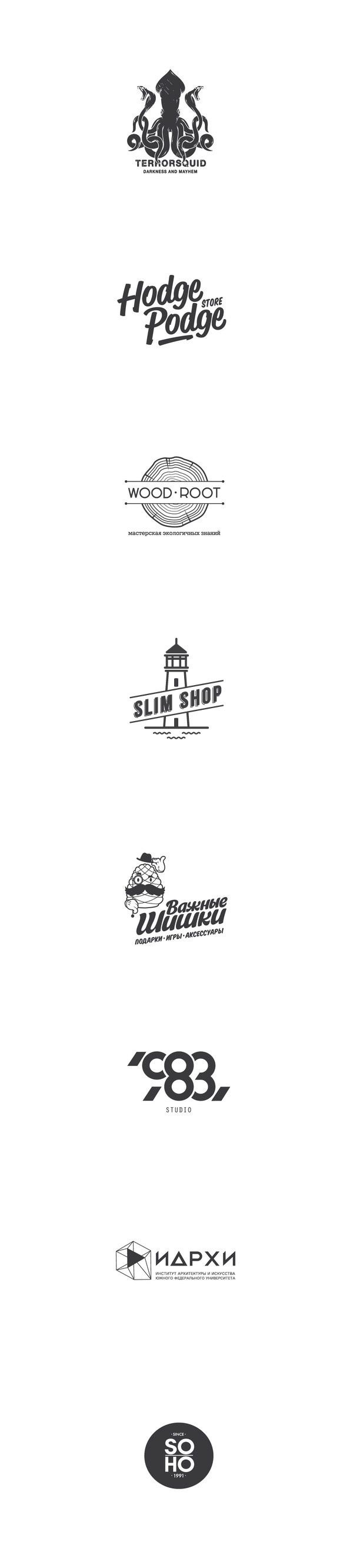 LOGOS /12 by Hobo and Sailor , via Behance