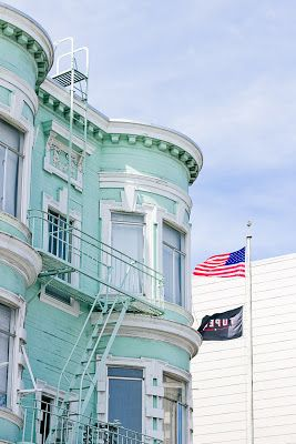 Méchant Design: San Francisco colors