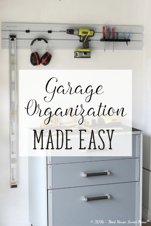 garage made easy clean up your garage with rubbermaid fasttrack garage