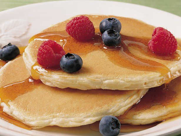 Pancakes for Two (using Bisquick)