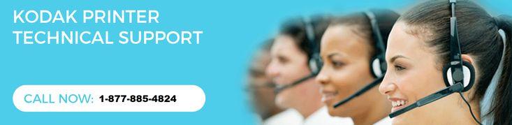 Call Toll Free Kodak  printer Tech support phone number 18778854824 for printer Driver Install Setup, repair services by Kodak  printer customer support team Customer Support for USA & Canada Customer