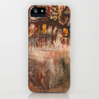 Middle of the Earth iPhone & iPod Case by Loredana - $35.00