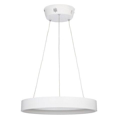 Buy John Lewis Jorgen LED Hoop Ceiling Pendant Online at johnlewis.com