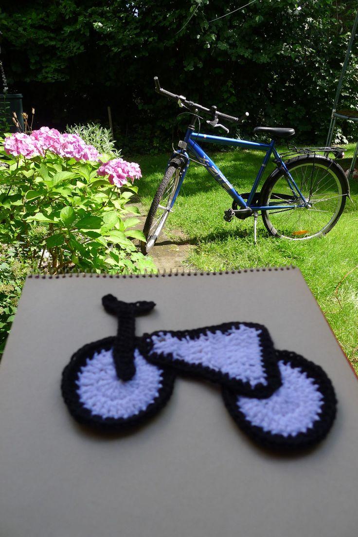 Krealegene cykel