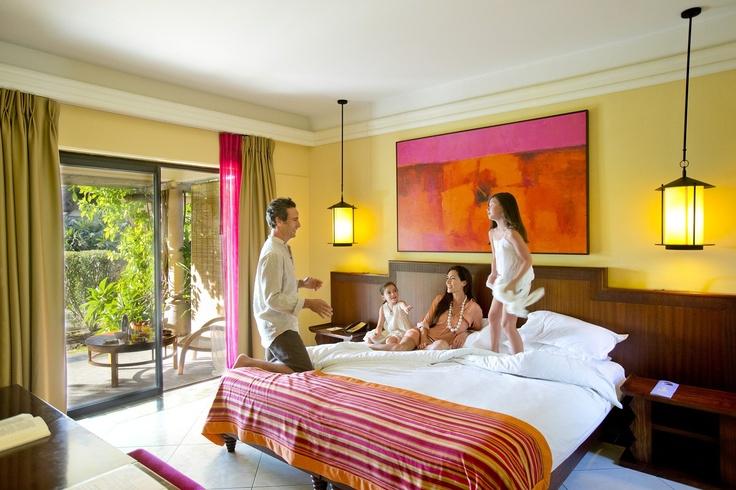 Kamer in Club Med La Plantation d'Albion - Mauritius
