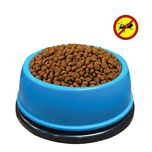 Kanimal No Ants Pet Bowl Insectfree Food Feeder Cats Dogs Durable