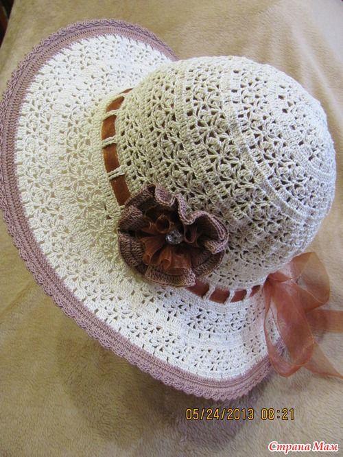Шляпа из Он-лайна