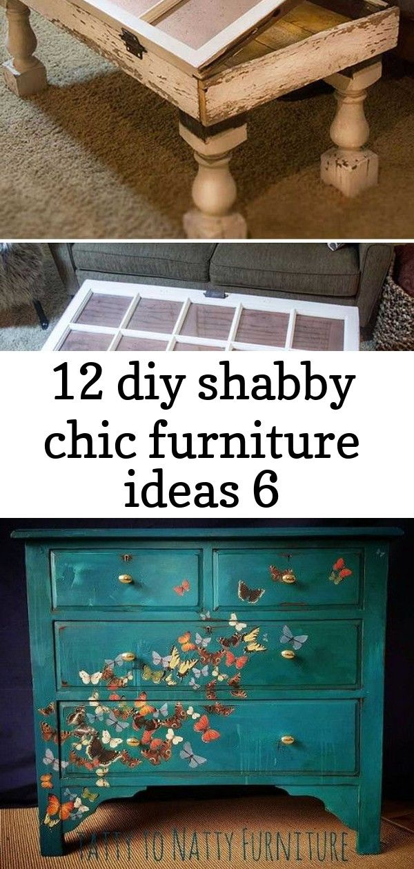 Upcycled Diy Shabby Chic Furniture Salvaged Window Diy Coffee