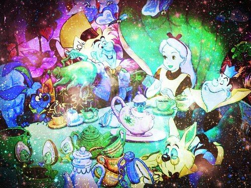 Tumblr Trippy Alice in Acidoand | alice in wonderland ...