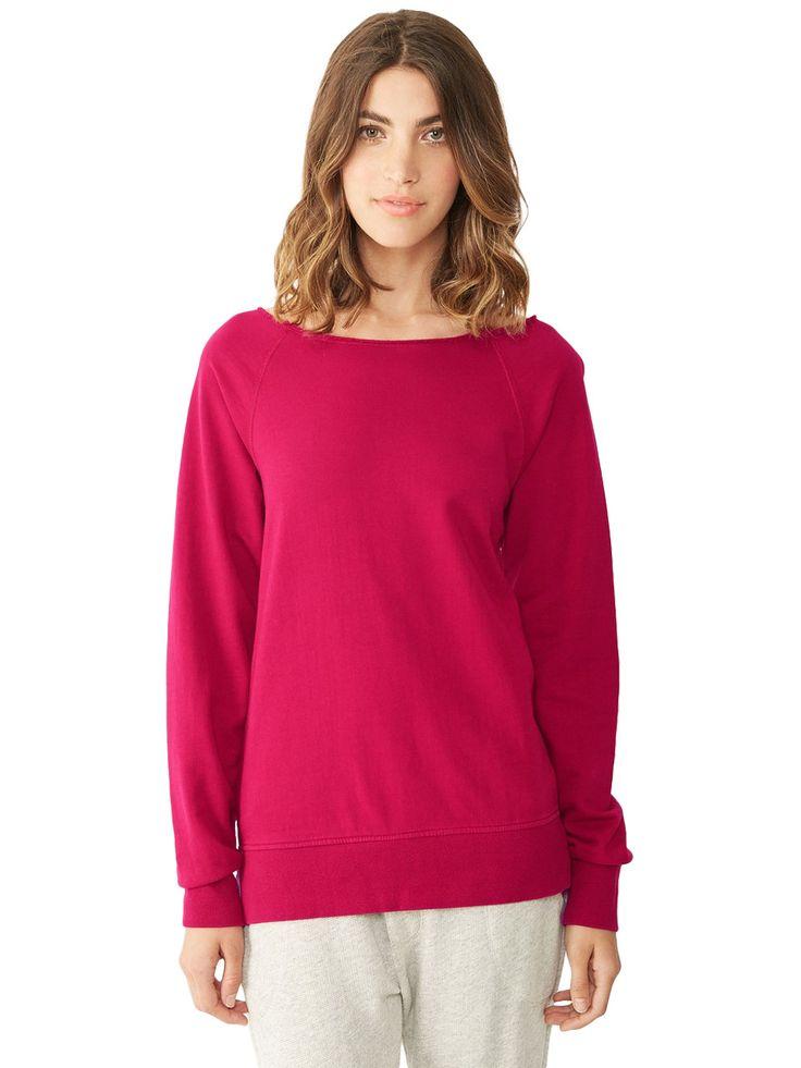 Alternative Apparel - Essential Maniac Sweatshirt