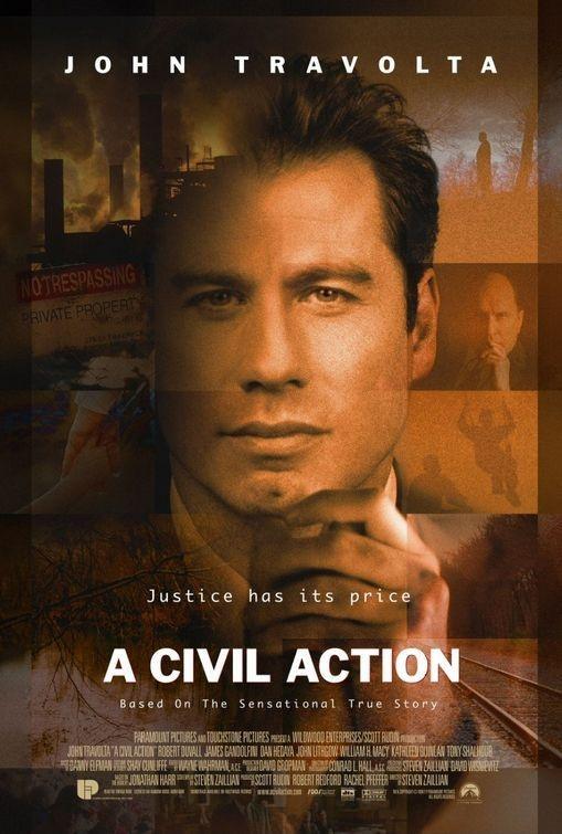 50 John Travolta Movies - A Civil Action
