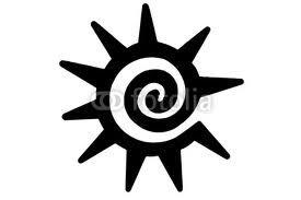 sun tattoo - Buscar con Google