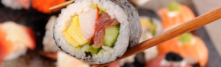 The best sushi in town/Hasselt (Belgium)