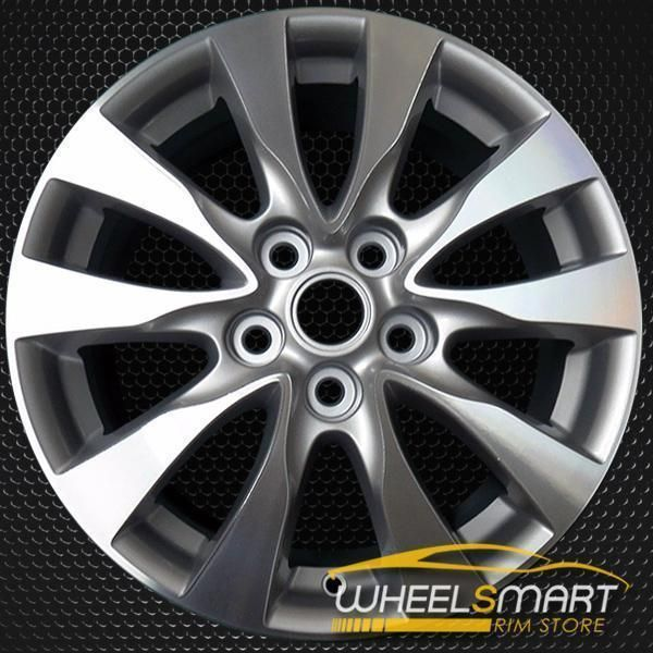 17 Buick Lacrosse Oem Wheel 2014 2016 Machined Alloy Stock Rim