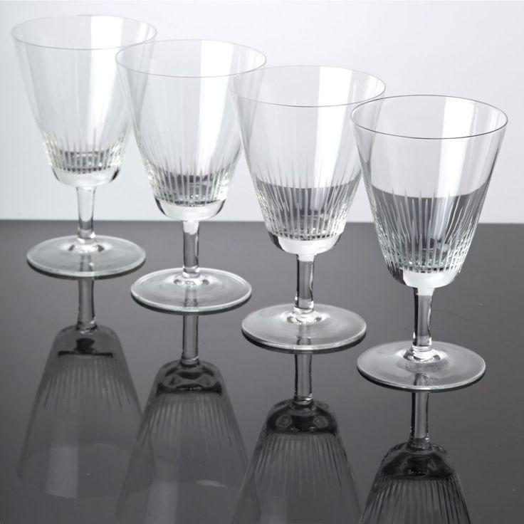 814 best vintage glas glass verre vetri images on pinterest. Black Bedroom Furniture Sets. Home Design Ideas