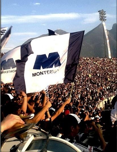 Rayados de Monterrey en Mexico