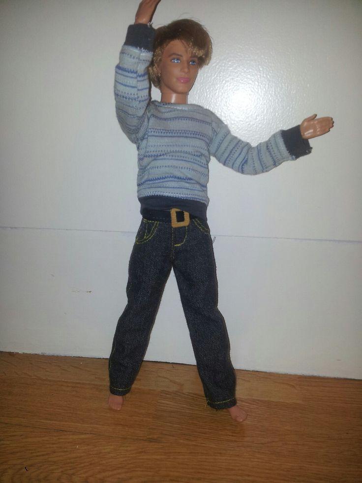 Clothes for Ken